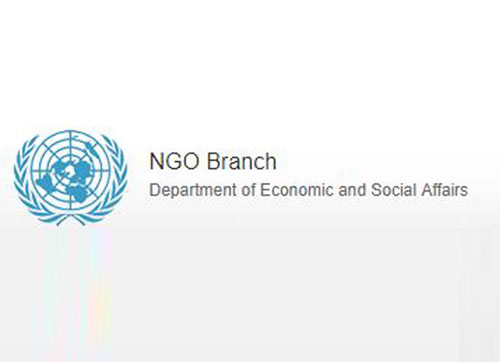 Apply for Consultative Status with the United Nations