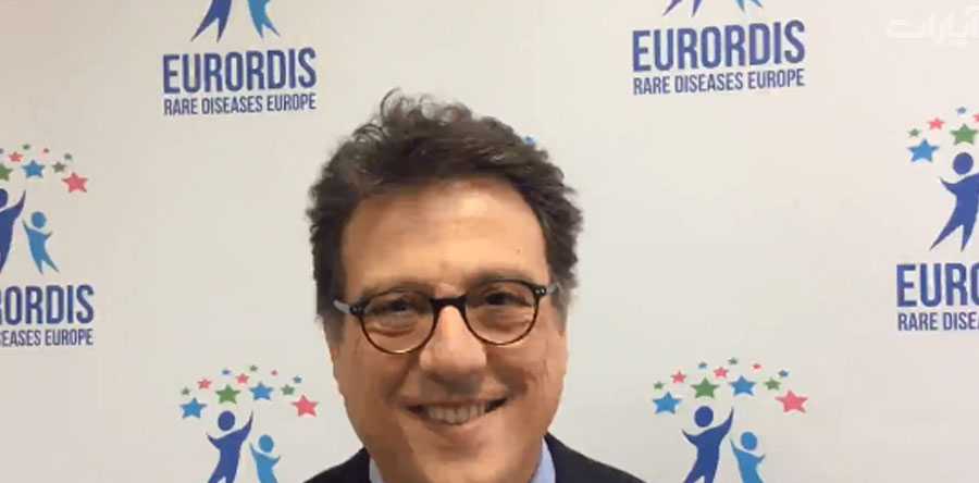 Message from Mr.Yann Le Cam, CEO at EURORDIS, to RADOIR