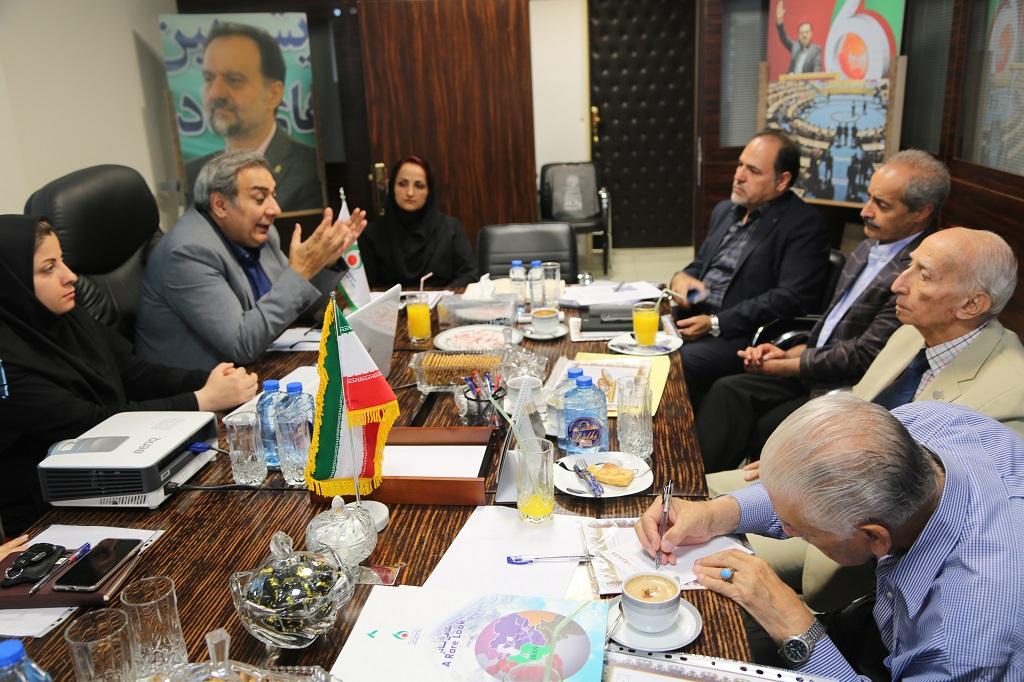هفتمین جلسه کمیسیون پزشکی بنیاد بیماری های نادر ایران