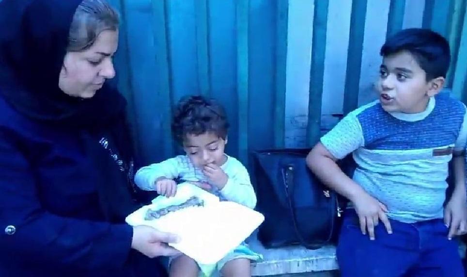 درگیری خانواده شیرازی با بیماری نادر پیکنودیسوستوزیس