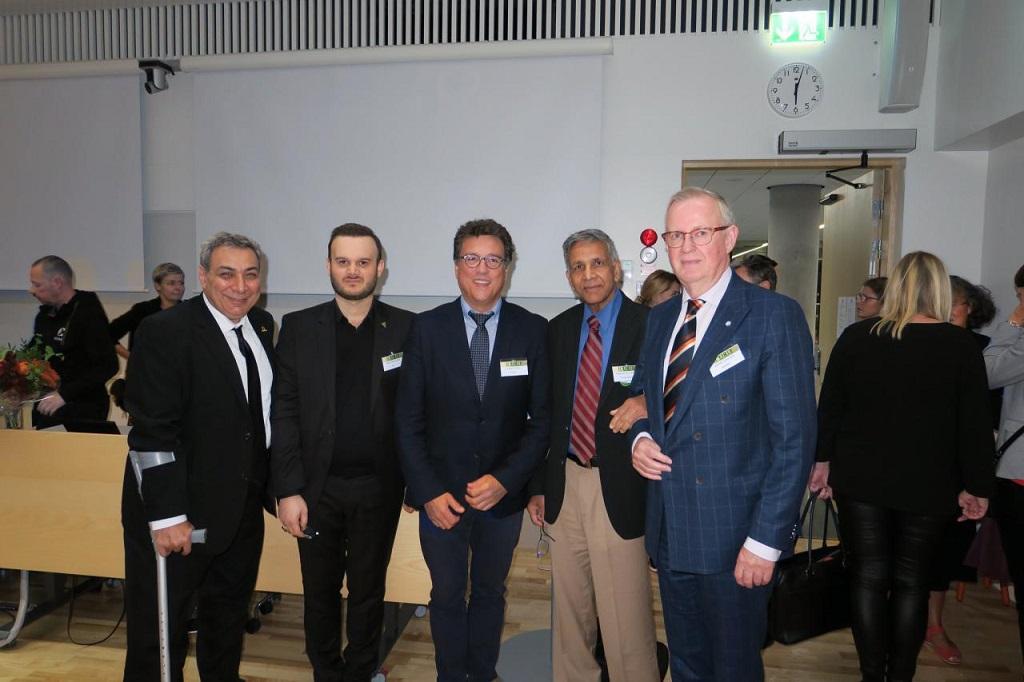 حضور بنیاد بیماری های نادر ایران در کنفرانس آیکورد ۲۰۱۸