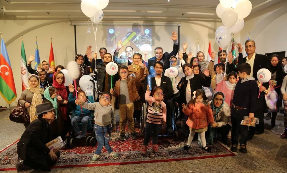 اولین کمپین شادی بنیاد بیماری های نادر ایران با شعار بیمار نادر تنها نیست