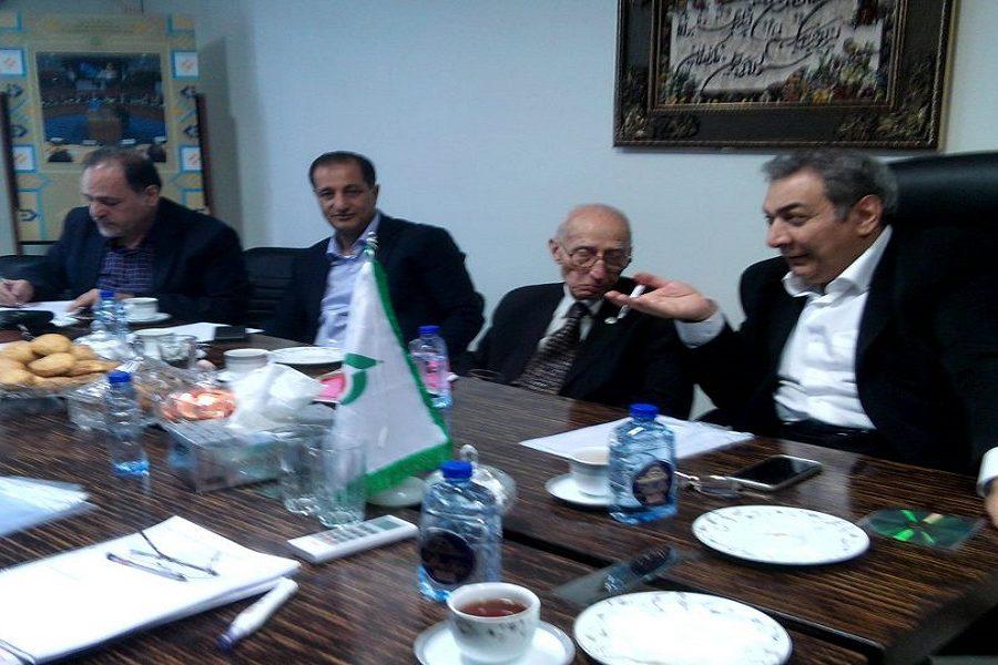 medical committee at RADOIR