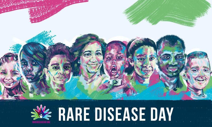 پوستر روز جهانی بیماریهای نادر